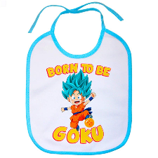 babero-son-goku-dragon-ball