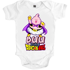body-para-bebe-buu-baby-dragon-ball