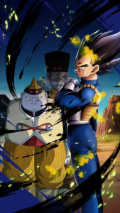 vegeta-androides-android