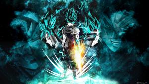 fondo-epico-goku-y-vegeta-azul