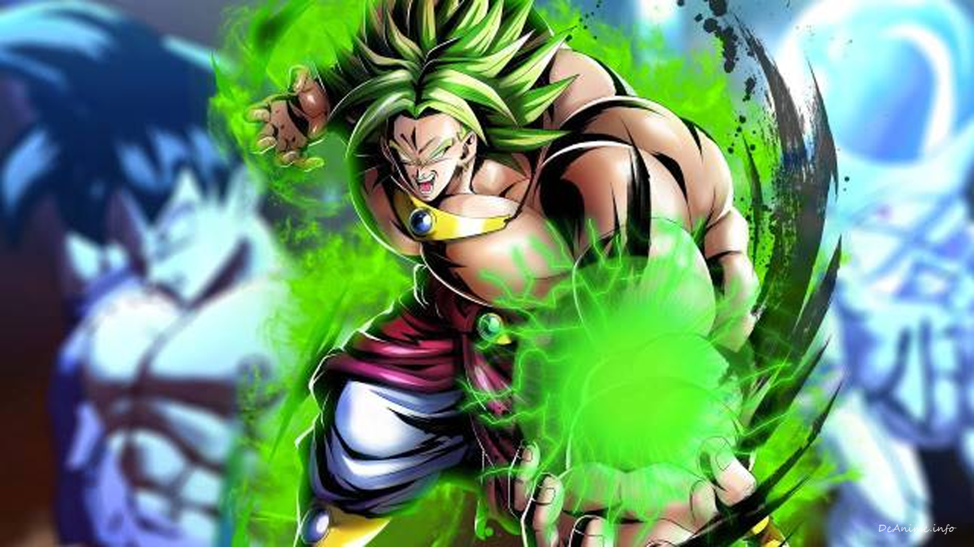 Wallpapers De Escritorio Dragon Ball Deanime