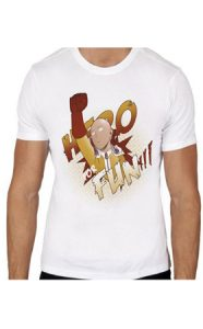 camiseta-blanca-hero-for-fun-saitama