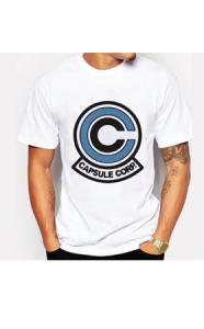 camiseta-capsule-corporation-bola-de-dragon-baratisima