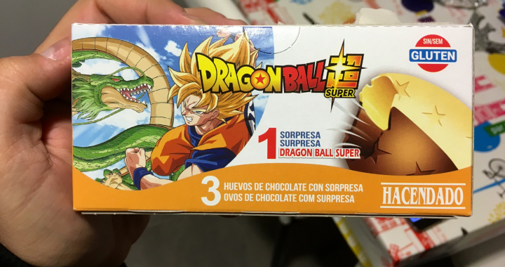 huevos-de-chocolate-dragon-ball-super-mercadona