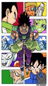 ilustracion-cartel-poster-dragon-ball-super-broly-de-yuya-takahashi