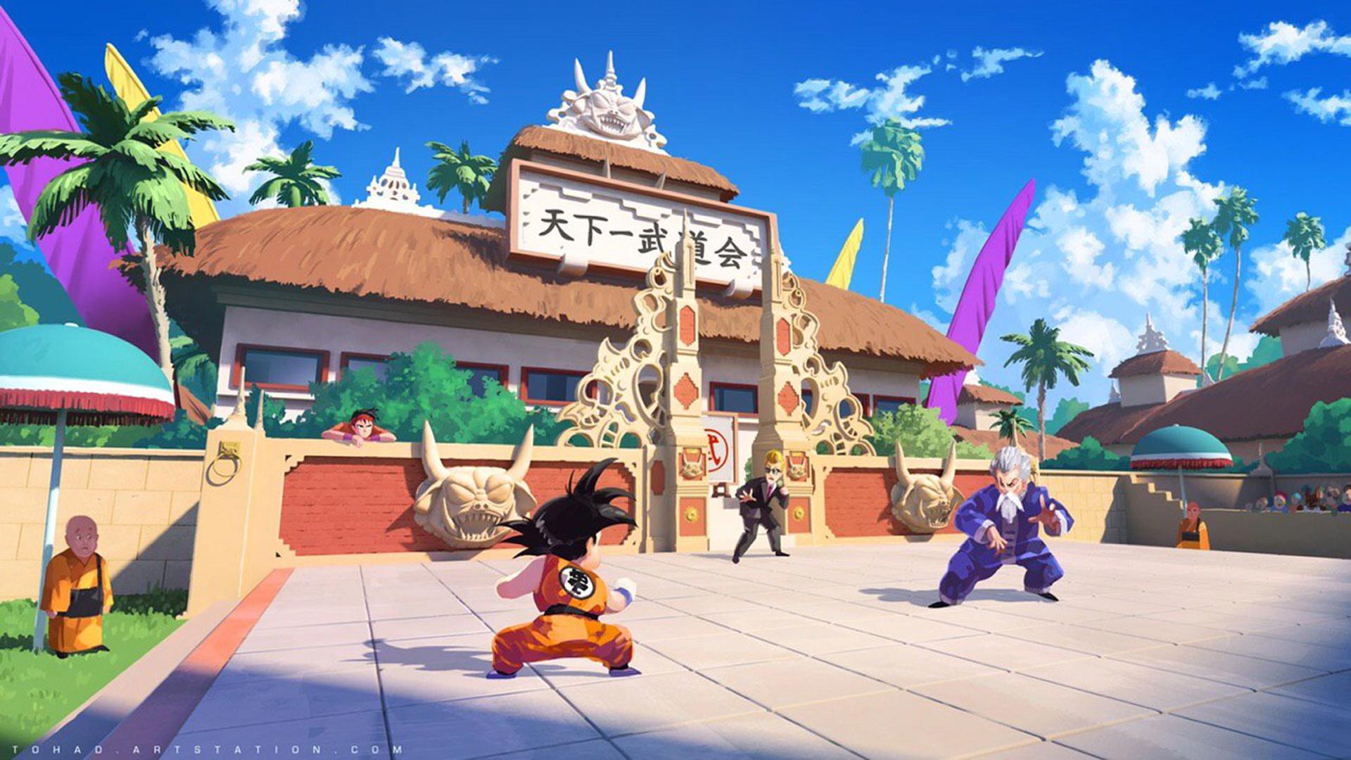 Wallpapers De Escritorio Dragon Ball Deanime