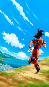 goku-run-fondo-de-pantalla-movil