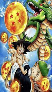 Wallpaper Para Movil De Dragon Ball Deanime