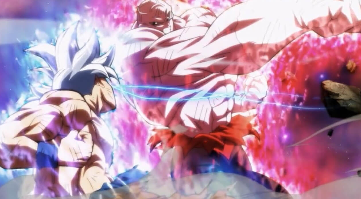goku vs jiren final dragon ball super