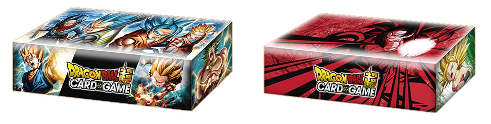 draft box dragon ball super card game
