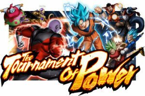 tournament of power dragon ball card game