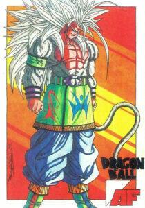 goku super saiyan 5 dragon ball af