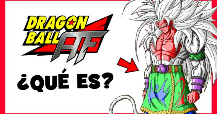 dragon ball af goku super saiyan 5